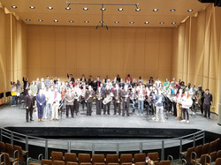 Mass Brass Ensemble with US Naval Academy Quintet and UNC Charlotte Brass Faculty