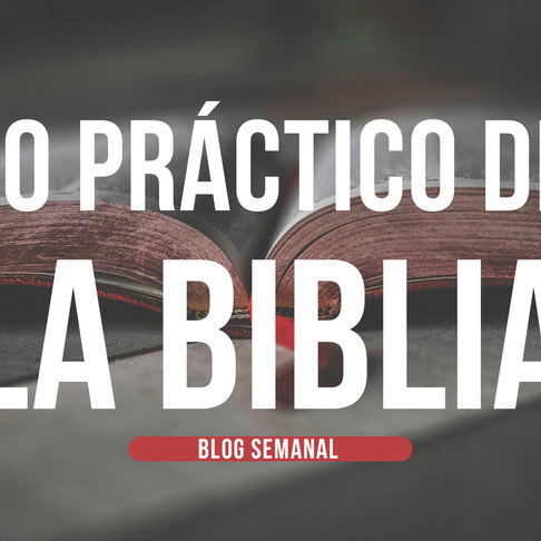Lo Práctico de la Biblia