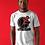 Thumbnail: Godly Example Logo Vintage* Tee (Red,White/Black Bold