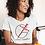 Thumbnail: Godly Example Logo Vintage* Tee (White/ BR)
