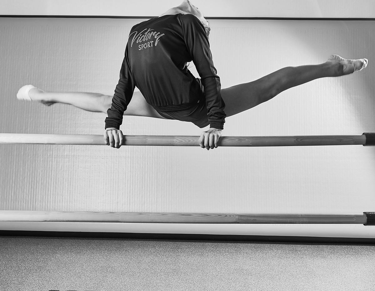 Прыгучесть и гибкость