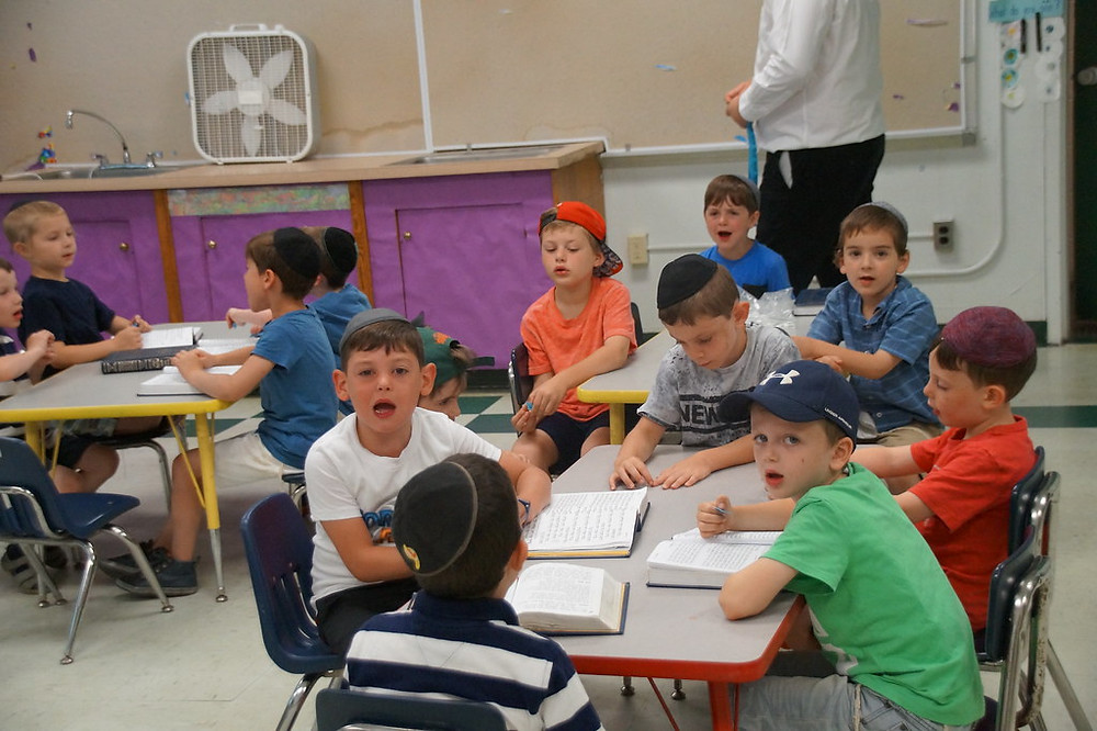 Camp Chevra Pictures Week 2