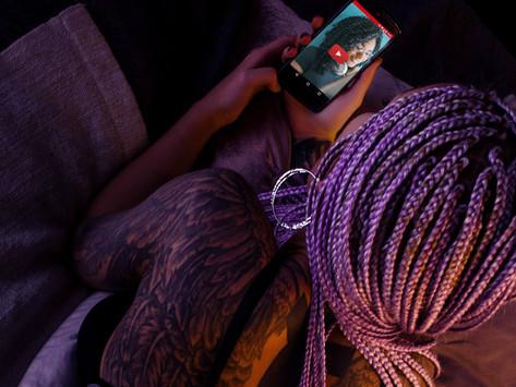 Juventudes negras na internet