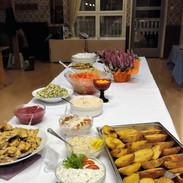 Ihanaa ruokaa!