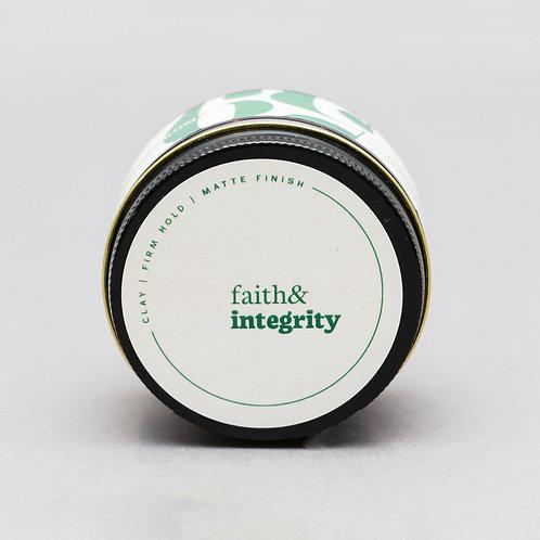 Faith & Integrity - Clay