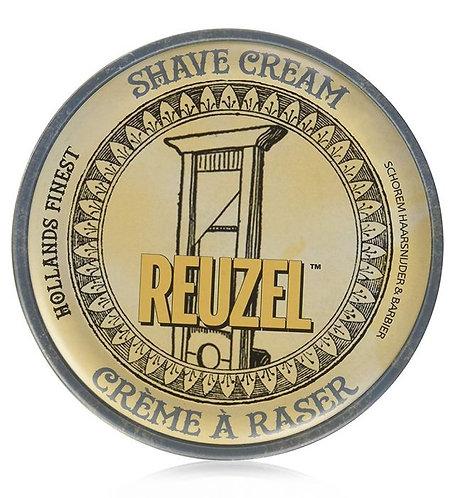 Reuzel Shave Cream   剃鬚膏