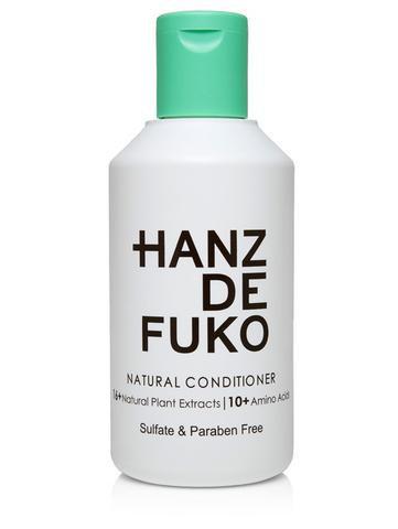 Hanz de Fuko Natural Conditioner | 護髮素