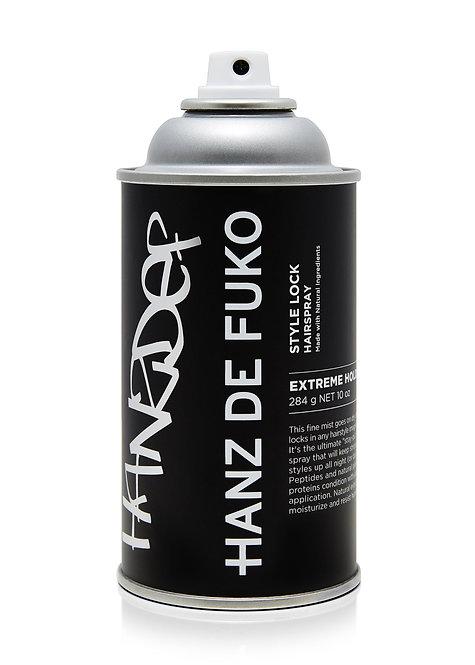 Hanz de Fuko Style Lock Hair Spray (Super High Hold)
