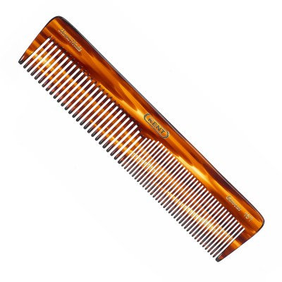 16T -185mm large, course and fine toothed dressing table comb | Kent Brushes
