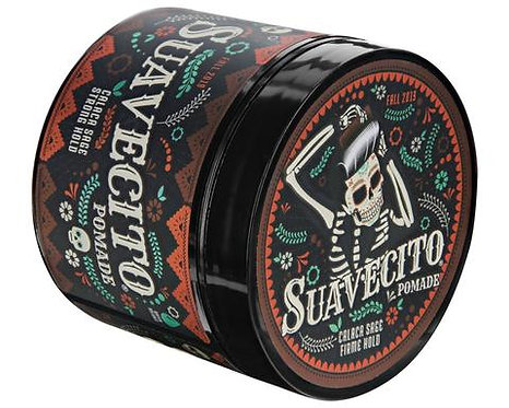 Suavecito Fall 2019 Firme (Strong) Hold Pomade | 髮油