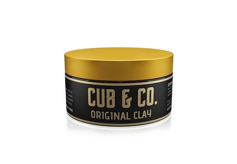 Cub & Co. Original Clay - Firm Hold
