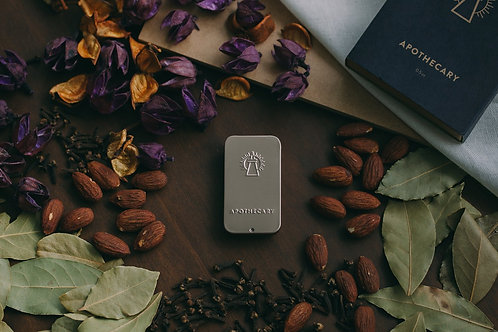 The Apothecary - Cornerstone Solid Cologne | 固態古龍水