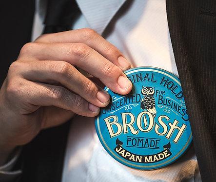 Brosh Original Hold Pomade - Unscented Business
