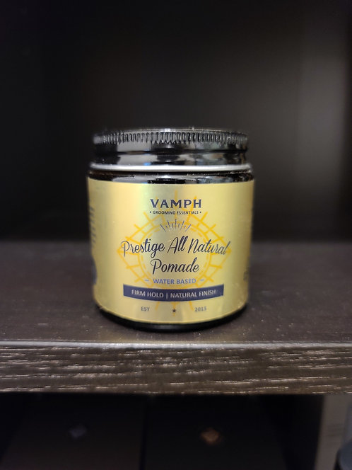 The Prestige All Natural Heavy Hold Waterbased Pomade