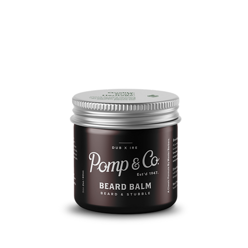 Beard Balm 60ml - Pomp & Co. | 軟化,保濕