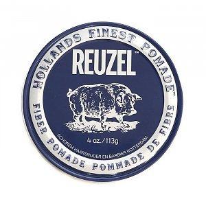 Reuzel Fiber Pomade (4oz) | 黑豬