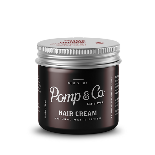 Pomp & Co. Hair Cream ( 4 oz / 120 ml )