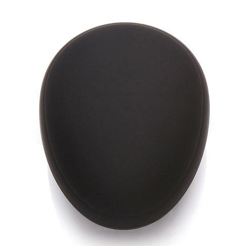 Kent - PEBBLE DETANGLING BRUSH IN MATT BLACK PMB