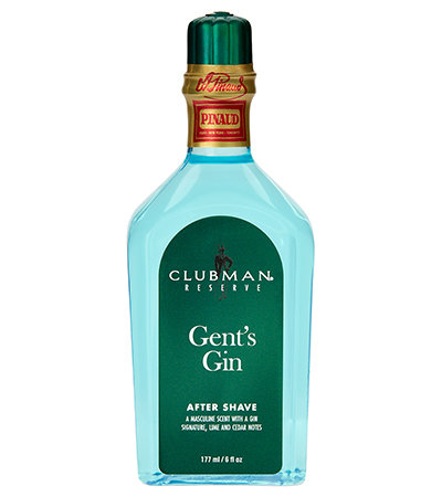Clubman Gent's Gin After Shave | 鬚後水