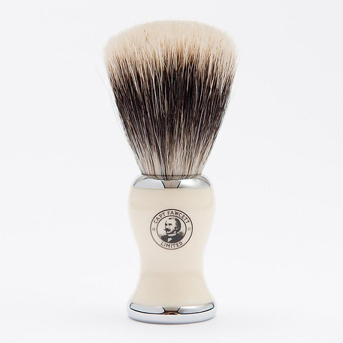 Captain Fawcett - 'Super' Badger Shaving Brush | 剃鬚刷