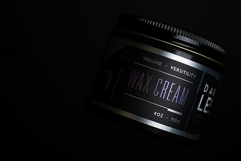 Wax Cream - Dauntless Grooming Co.