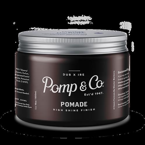 Pomp & Co. Pomade ( 16 oz / 500 ml )