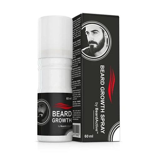 Beard Growth Spray Beard Tonic 60ml | 生鬚水