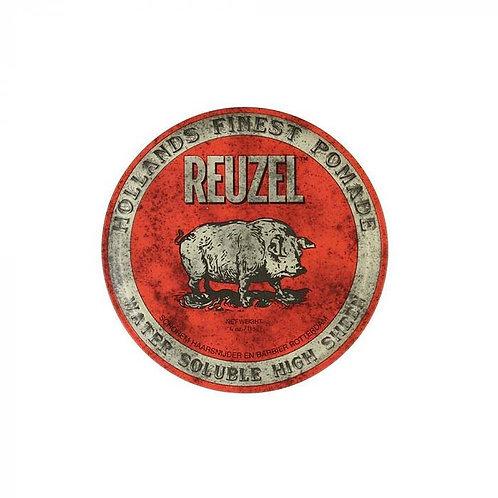 Reuzel Red High Sheen Pomade (4oz) | 紅豬