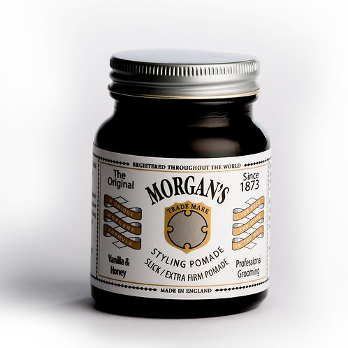 Morgan's - Extra Firm Hold Pomade ( Vanilla & Honey )