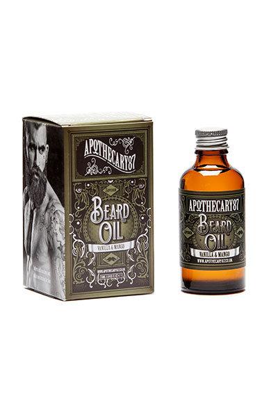 Apothecary 87 - Vanilla & Mango Beard Oil (50ml)