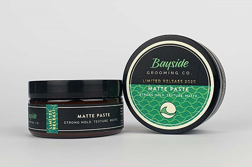 Bayside Grooming Co. - Matte Paste : Limited Release 2020