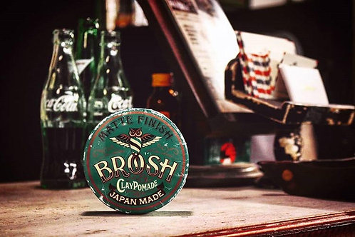 Brosh Matte Finish Clay Pomade