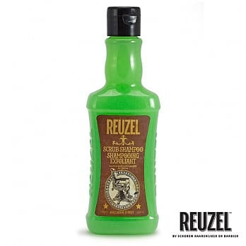 Reuzel - Scrub Shampoo | 深層清潔洗頭水