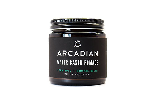 Arcadian Water Based Pomade (Firm Hold)