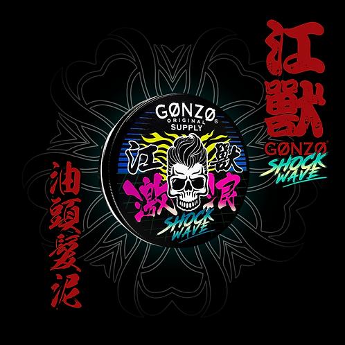 GØNZØ® SHOCK WAVE - 江獸激浪