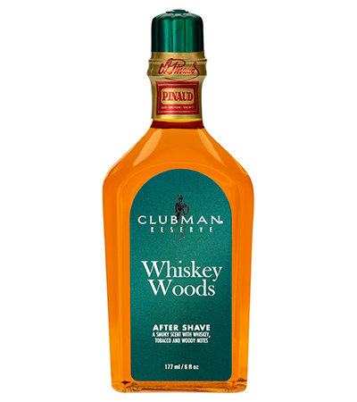 Clubman Whiskey Woods After Shave | 鬚後水