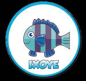 """IXOYE """"Fish"""""""