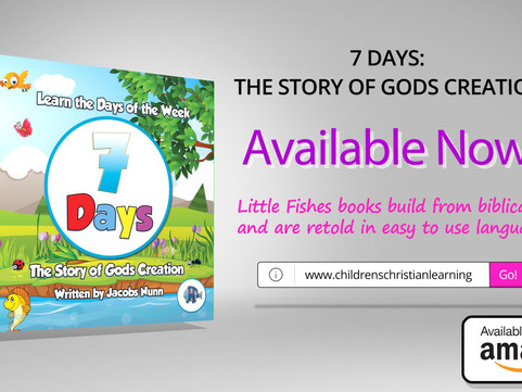 GET OUR KIDS CHRISITAN PICTURE BOOKS - EASILY TEACH BIBLICAL STORIES TO YOUR CHILD