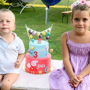 Bibka & Dodi - 6./3. narodeniny