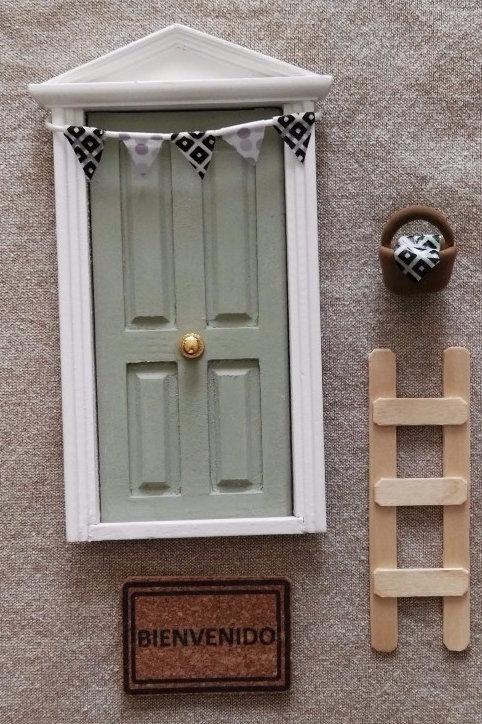 Puerta verde 2