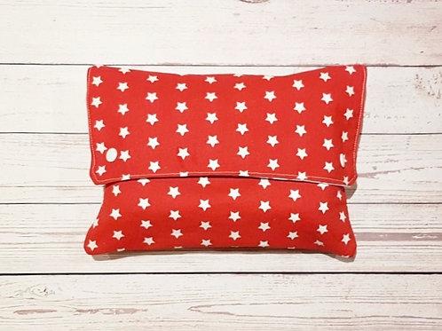 Pañalera básica cierre clip Red Star