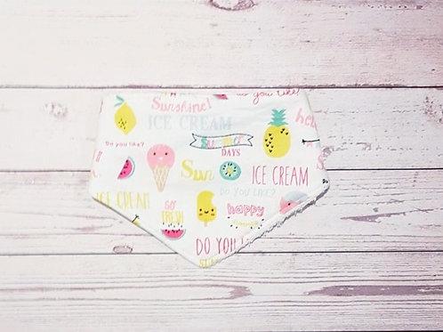 Quitababitas-bandana Ice cream