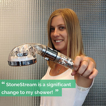 StoneStream EcoPower showerhead video review thumbnail