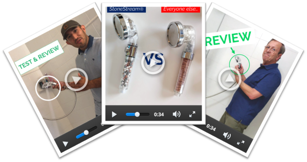 Customer Video Reviews