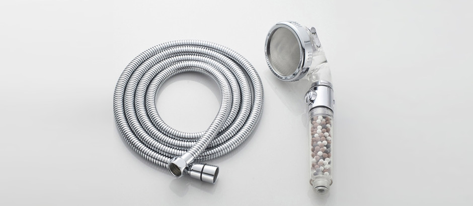 How to change a shower head and shower hose