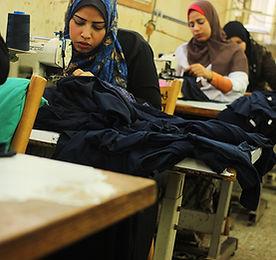 manufacturing cloth