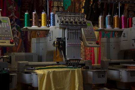 embroidery machine