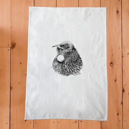 TUMBLEWEED Tui Tea Towel