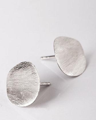 PELE Sea Studs Silver