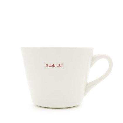 KBJ Fuck It! Mug